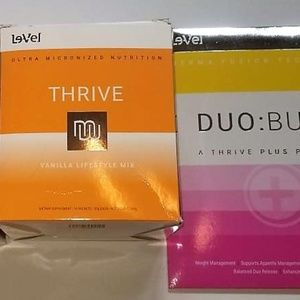 Thrive Experience for Women plus BURN DFT